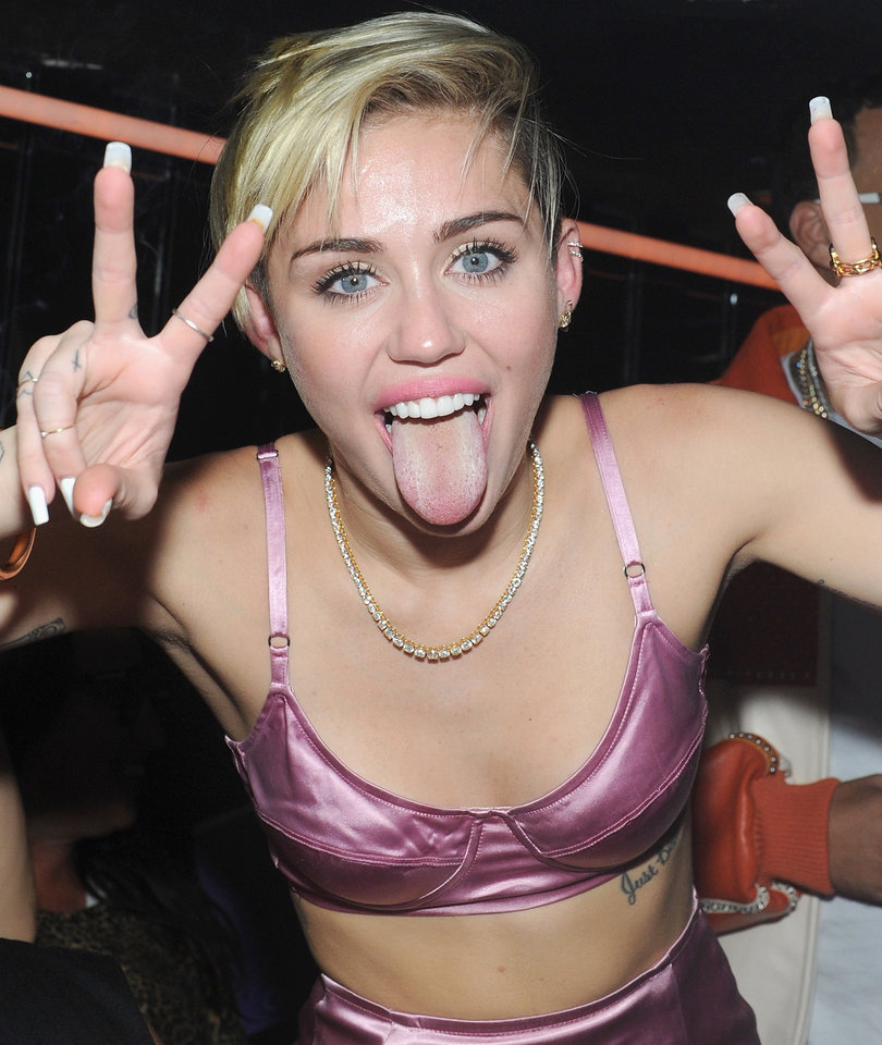 Miley Cyrus Fires Back at Criticism Over Hip-Hop Comments