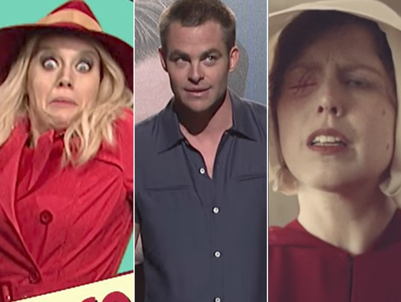 Ranking Chris Pine's 'Saturday Night Live' Sketches From Worst to First