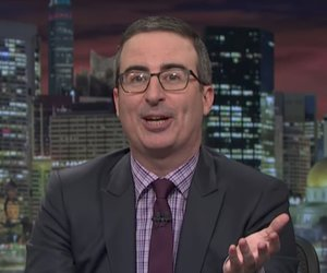 John Oliver's Rally Cry for Net Neutrality Crashes the FCC's Website (Video)