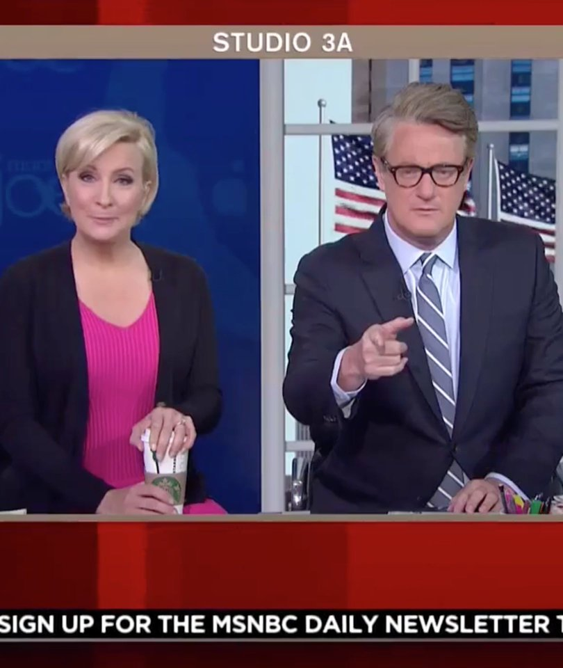 'Morning Joe' Reacts to 'SNL' Parody of Mika, Joe's Sexual Tension