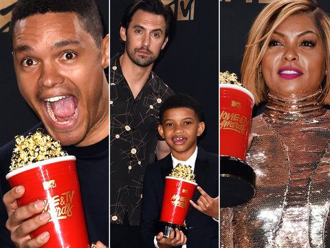 MTV Movie & TV Awards: The Complete Winners List