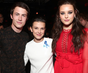 '13 Reasons Why,' 'Stranger Things' and More Netflix Stars Party In Hollywood