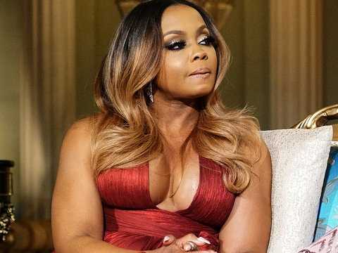 Phaedra Parks Fired from 'Real Housewives of Atlanta' Over Kandi Rape Rumors