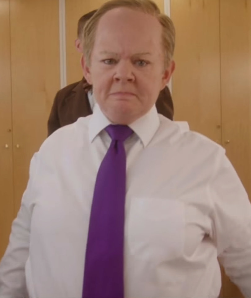 Melissa McCarthy's Sean Spicer Feels Pretty, Witty and Bright In 'SNL' Promo…