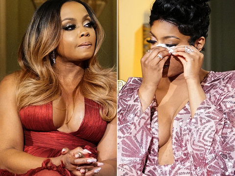 Why Porsha Williams Still Isn't Talking to Phaedra Parks After 'RHOA' Blowout (Video)