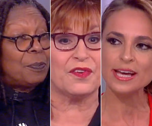 'The View' Questions Comey's Firing and Shades Kellyanne Conway: 'She Came Out…
