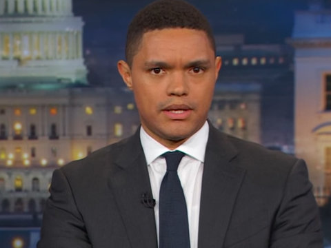 Trevor Noah Calls Comey Firing a 'Big Step' Toward Trump Dictatorship