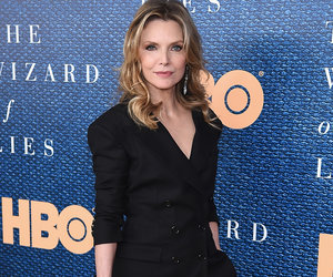 Michelle Pfeiffer Stuns at 'Wizard of Lies' Premiere