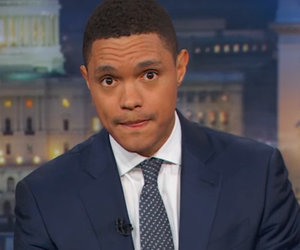 Trevor Noah Says Russia Is 'Owning Donald Trump' Like a Harlem Globetrotter