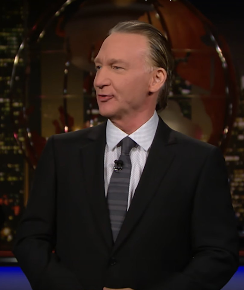 Here's Who Bill Maher Thinks Is To Blame for Comey's Firing