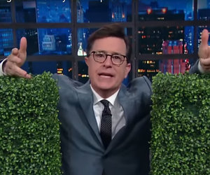 Colbert Mocks Trump's Firing of Comey: It's Like 'Godfather' But Nobody…