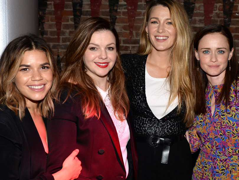 'Sisterhood of the Traveling Pants' Reunion In NYC