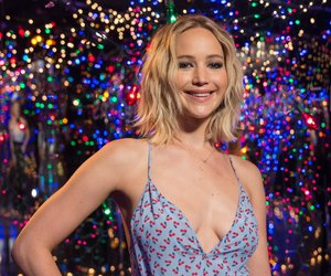 Jennifer Lawrence Pole Danced at a Strip Club and 'Had a BLAST'