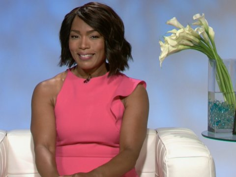 Angela Bassett Talks 'Black Panther,' 'Horror Story' and Heart Disease