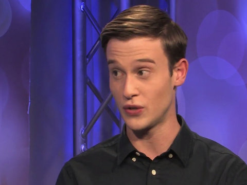 "Hollywood Medium Tyler Henry On New Episodes of ""Hollywood Medium"""