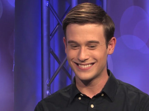 Hollywood Medium Tyler Henry Responds To Naysayers
