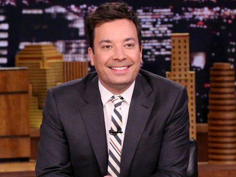 Fallon Fires Back at Trump Interview Critics: 'I Don't Want To Be Bullied'