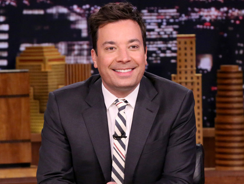 Jimmy Fallon Fires Back At Critics Of His Trump Interview: 'I Don't Want To Be Bullied'