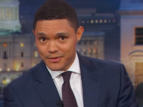 Trevor Noah Sums Up Trump's Presidency as 'Complete Bulls--t'