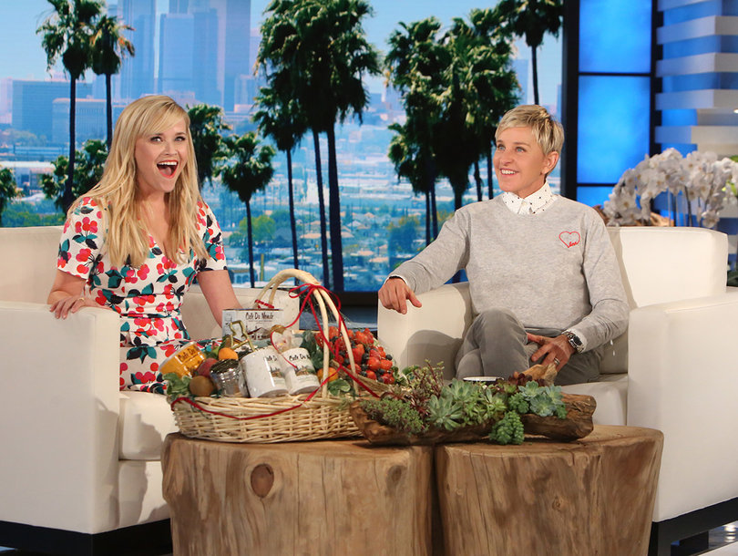 Reese Witherspoon Drops Hints About 'Big Little Lies' Season 2 on 'Ellen'…