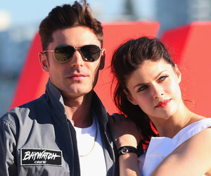 'Baywatch' Stars Hit the Beach in Australia