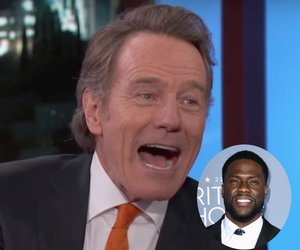 Watch Bryan Cranston's Surprisingly Perfect Impression of Kevin Hart