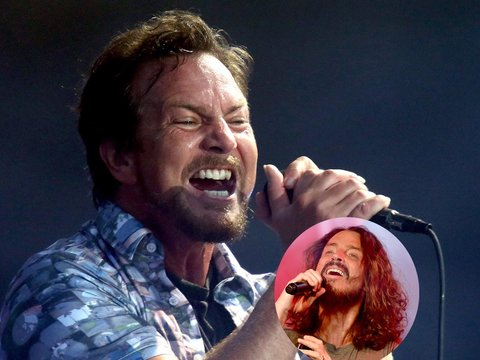 Chris Cornell's Death Spurs Twitter to 'Protect' Eddie Vedder
