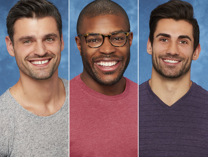 View Photos 31 Men Competing For Rachel Lindsays Heart On The Bachelorette