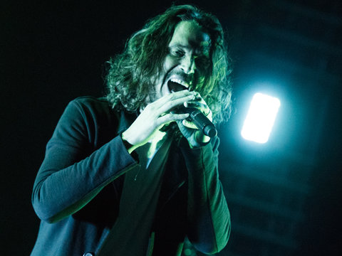 Music Industry Mourns Chris Cornell's Sudden Death