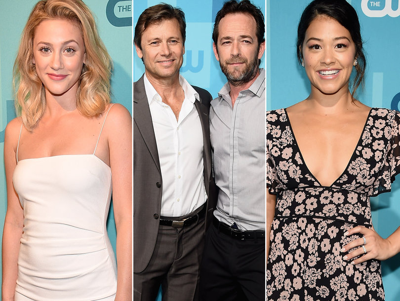 'Riverdale,' 'Dynasty' Reboot Stars and More Attend CW Upfronts