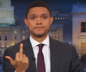 Why Trevor Noah Thinks Fox News Is Basically Donald Trump's Snapchat Filter…
