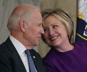 Joe Biden 'Never Thought' Hillary Clinton Was a Good Presidential Candidate