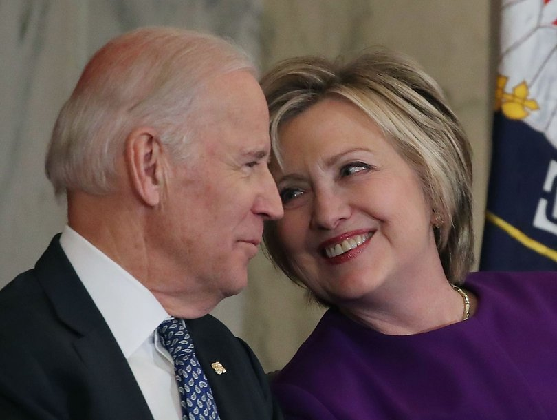 Joe Biden Throws Shade at Hillary Clinton: 'I Never Thought She Was a Great Candidate'