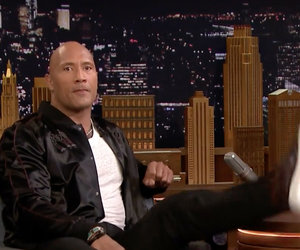 The Rock Tells Fallon Why He Thinks People Want Him to Be President