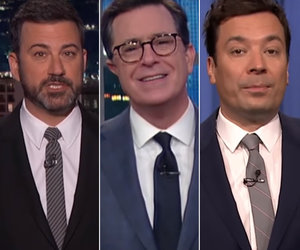 Late-Night Comedians Bash Trump for Plethora of White House Scandals