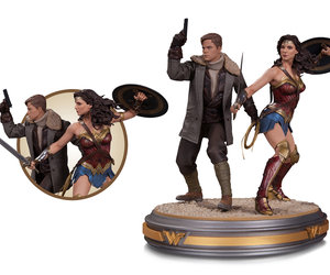 Giveaway: Enter for Your Chance to Win a 'Wonder Woman' Movie Statue!