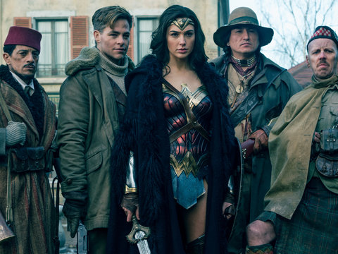 "We Are So Here for the Latest ""Wonder Woman"" Trailer"