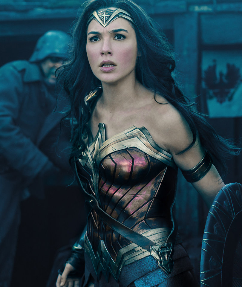 This Guy Tried Gal Gadots Wonder Woman Workout and Diet