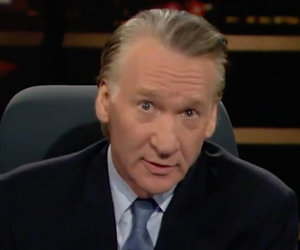 Bill Maher Blames America's Love of Superheroes For Electing an 'Orange Sphincter' (Video)