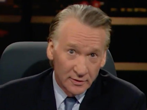 Maher Blames America's Love of Superheroes For Electing an 'Orange Sphincter'