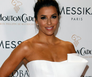 Eva Longoria Wows In White at Cannes 2017 Debut