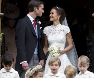 Pippa Middleton's Wedding: Will and Kate, Prince George and Princess Charlotte…