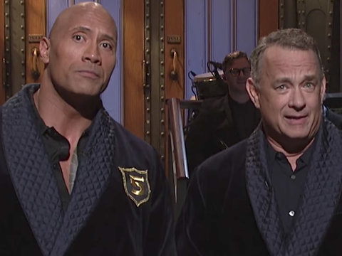 Dwayne Johnson's 'Saturday Night Live' From Worst to First