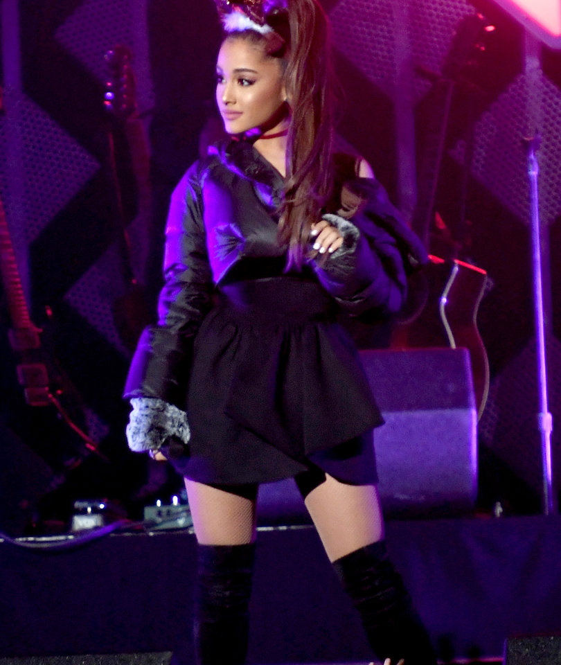 Ariana Grande 'Okay' After Reports of Explosions and Fatalities at Concert