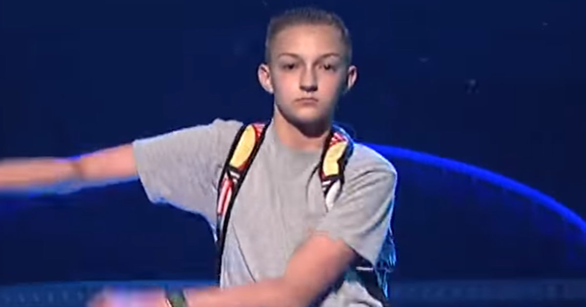Katy Perry S Backpack Kid Shares His Showbiz Dreams Get