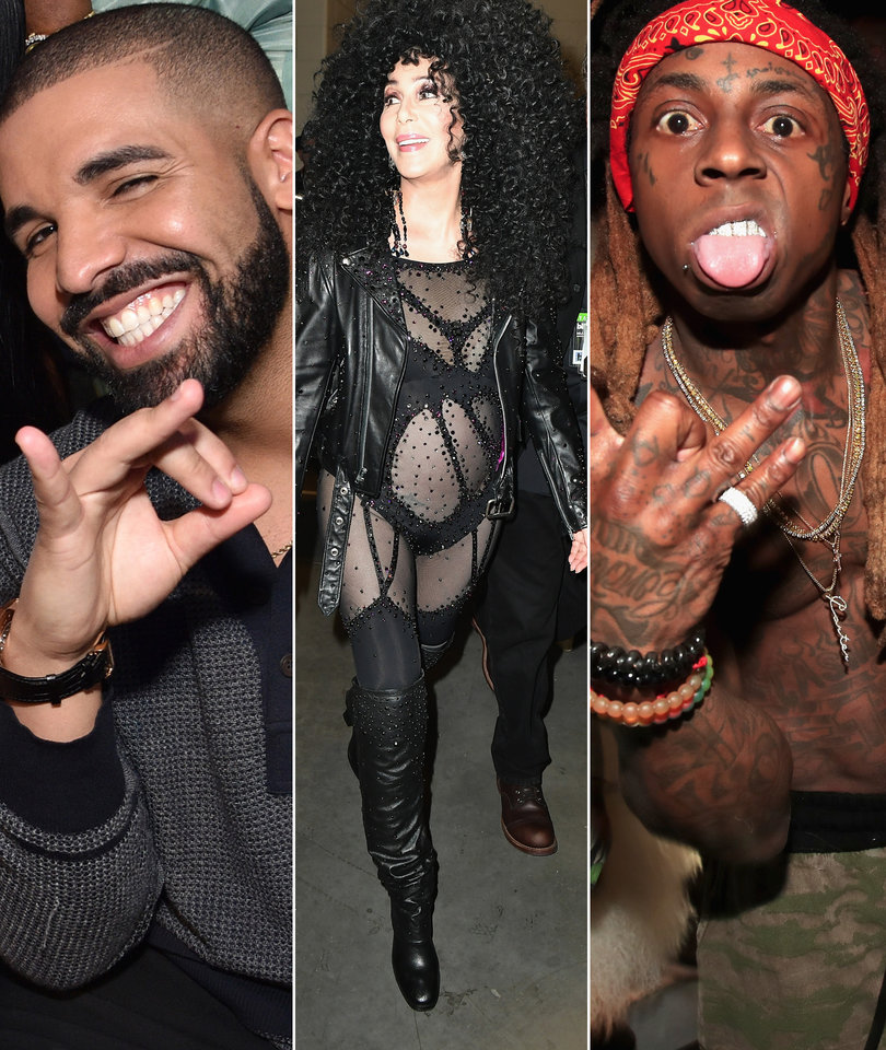 The Scene at the Billboard Music Awards: What You Didn't See on TV