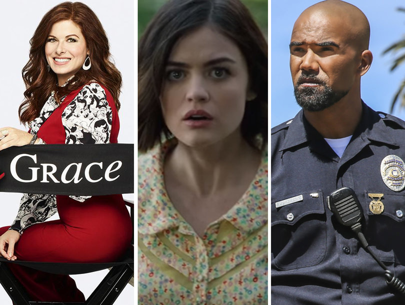 All 27 New Fall TV Show Trailers Ranked From Top to Bottom (Video)