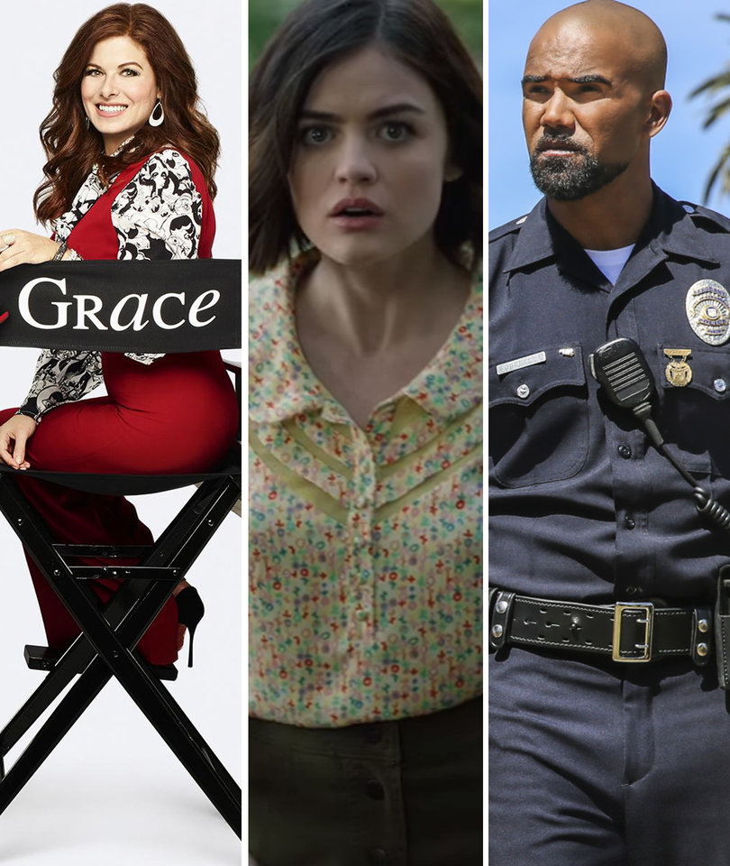 All 27 New Fall TV Show Trailers Ranked From Top to Bottom