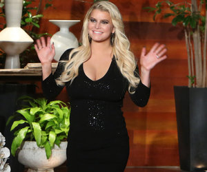 No, Jessica Simpson Isn't Pregnant, Thank You Very Much (Video)