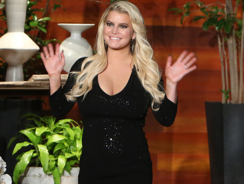 No, Jessica Simpson Isn't Pregnant, Thank You Very Much